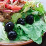 enchilada-salad