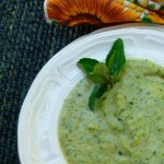 Cream of Purslane Soup @ Traditional-Foods.com