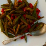 Spicy Indian Okra @ Traditional-Foods.com