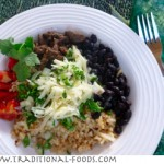 Burrito Bowl @ Traditional-Foods.com