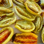 Roasted Green Tomatoes @ Traditional-Foods.com