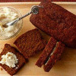 Applesauce Bread with Cardamom @ Traditional-Foods.com