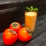 Persimmon Spice Smoothie @ Traditional-Foods.com