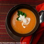 Roasted Cauliflower Soup @ Traditional-Foods.com
