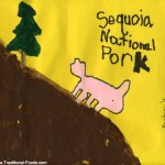 Pollan Painting: Sequoia National Pork at Traditional-Foods.com